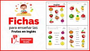 fichas_para_enseñar_las_frutas_en_ingles