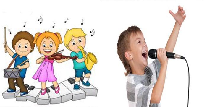 niños-cantando